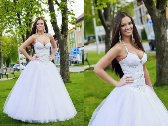 Svadobne šaty Vranov nad Topľou  7813b292fc1